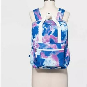 NWT WILD FABLE Square Tie- Dye Backpack